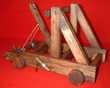 Maquette fonctionnelle de catapulte Nantes (44)