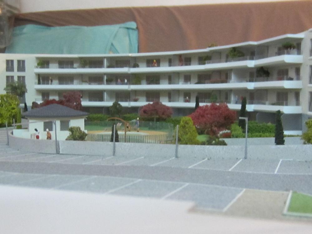 Maquette d'immeuble 0 Grasse (06)
