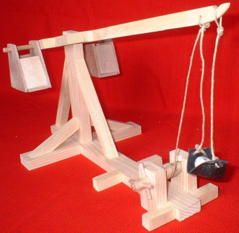 Maquettes fonctionnelles médiévales à construire 6 Lille (59)
