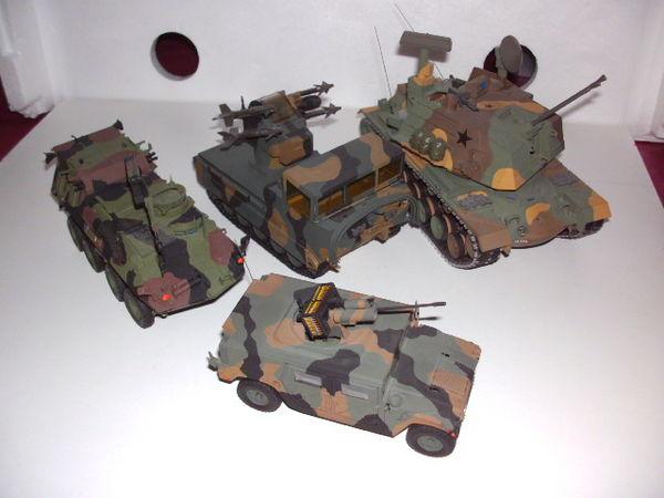 maquettes militaire 0 Mont-de-Marsan (40)