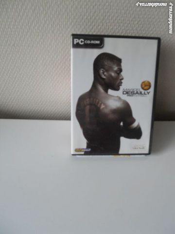 PC CD-ROM MARCEL DESAILLY PROFOOTBALL 2002 8 Rennes (35)