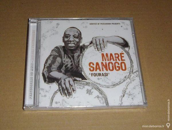 Maré Sanogo - Fourasi - CD (NEUF) CD et vinyles