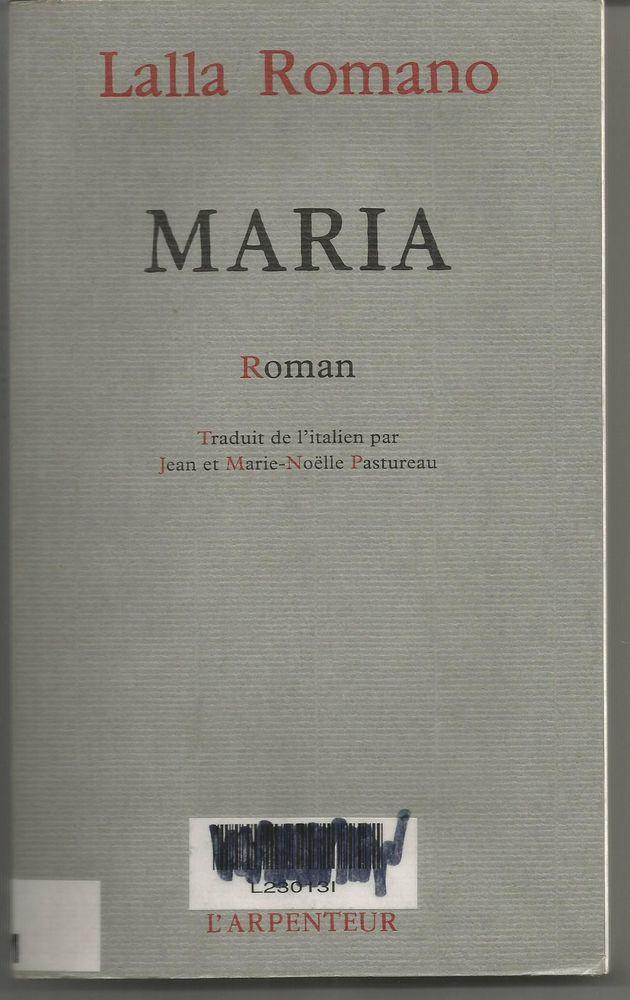 Maria par Lalla ROMANO 8 Montauban (82)