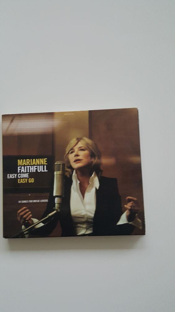 CD MARIANNE FAITHFULL Easy come Easy go CD et vinyles