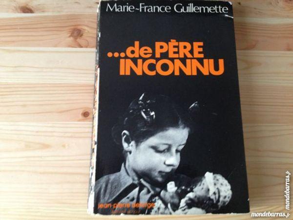 Marie-France Guillemette - De père inconnu 10 Dijon (21)