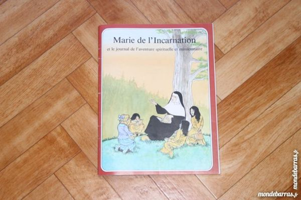 Marie de l'Incarnation (9) 3 Tours (37)
