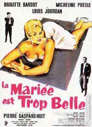 K7 vhs: La Mariée est trop belle (471) 6 Saint-Quentin (02)