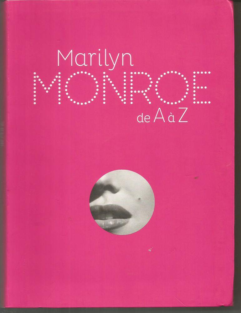 Marilyn MONROE de A à Z sous la direction d'Isabelle DANEL 12 Montauban (82)