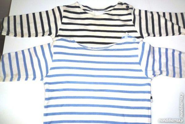marinières 12 mois Vêtements enfants