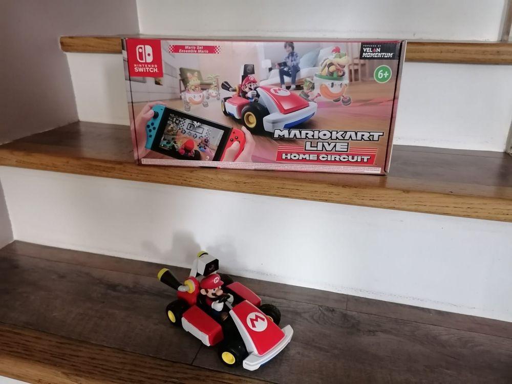 Mario Kart Live : Home Circuit Occasion Consoles et jeux vidéos