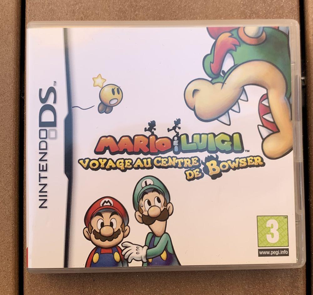 jeu de DS Mario et Luigi, voyage au centre de Bowser 20 Rueil-Malmaison (92)