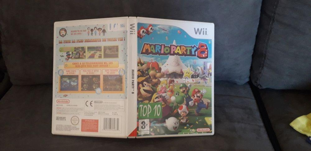 Mario Party 8 Consoles et jeux vidéos