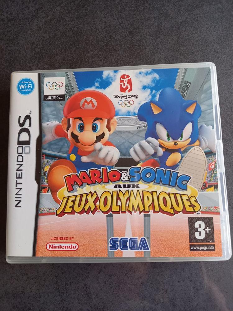 Mario & Sonic aux Jeux Olympiques Jeu Nintendo DS 9 Marquette-lez-Lille (59)