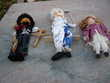 Marionnette/poupée/clown
