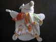 Marionnette souris doudou et compagnie