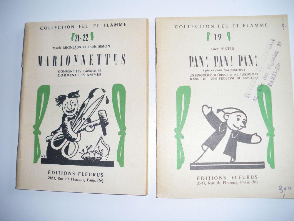 Marionnettes 21-22 Pan!Pan!Pan! 19 Livres et BD