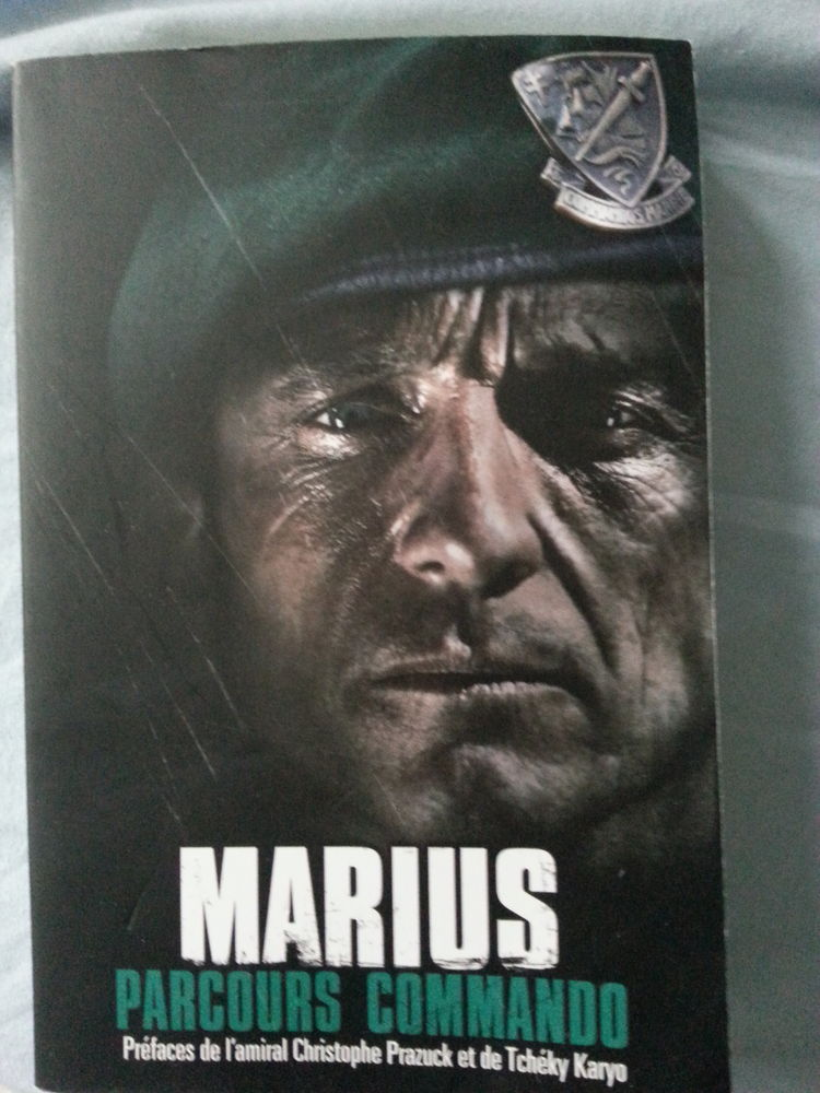 Marius, Parcours Commando (très bon état) 10 Esbly (77)