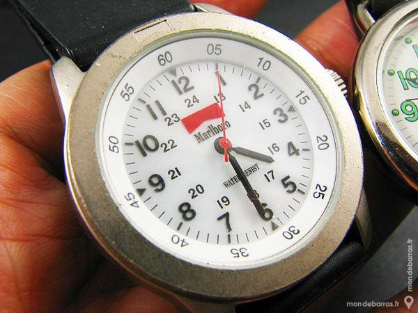 MARLBORO RACING TEAM montre collection DIV0022b 50 Metz (57)