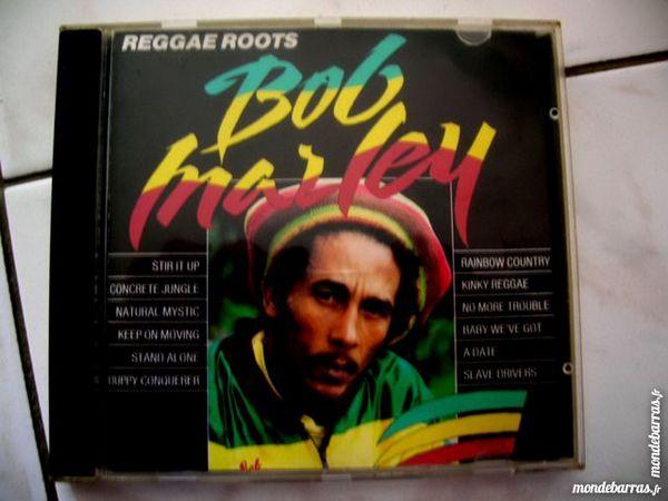 CD BOB MARLEY Reggae roots 7 Nantes (44)