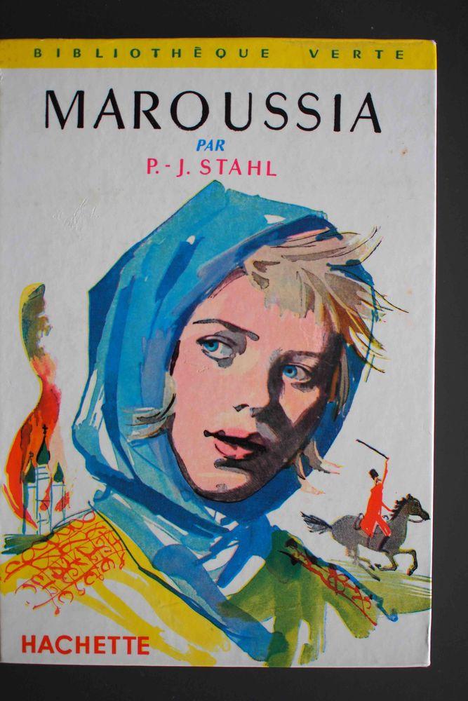 MAROUSSIA - STAHL Livres et BD