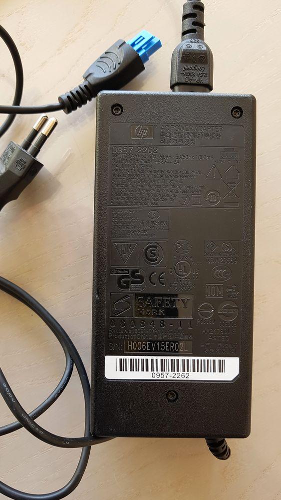 Marque  hp  AC POWER ADAPTER [Neuf] 40 Genay (69)