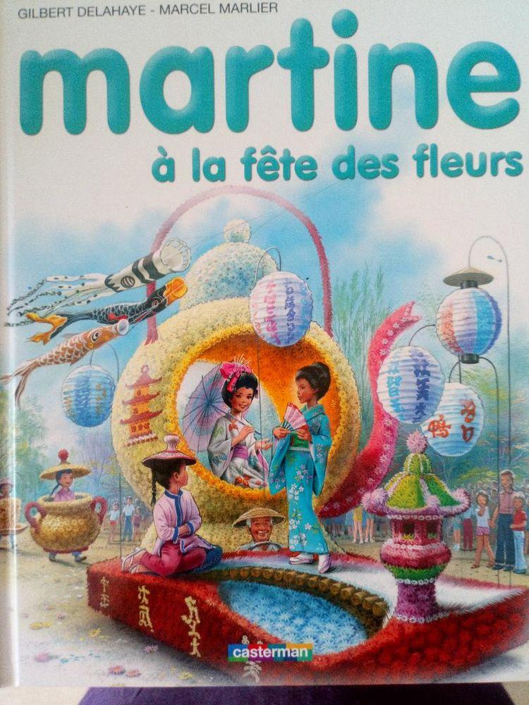 Martine à la fête des fleurs 5 Bobigny (93)