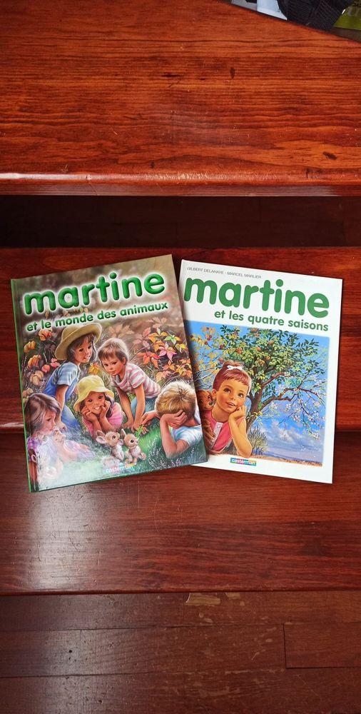 Martine et le monde des animaux + et les quatre saisons 5 Pessac (33)