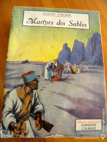 Martyrs des Sables de Joseph Thérol - 1942 8 Villeurbanne (69)