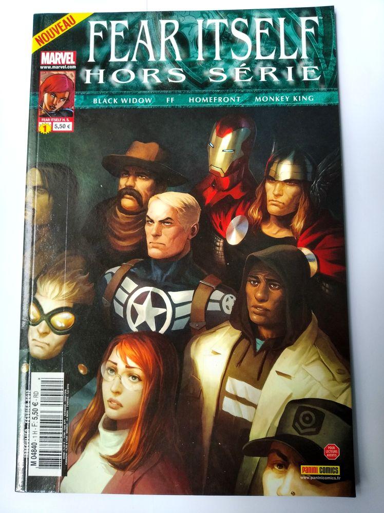 Marvel - Fear Itself Hors Série n°1 10 Rezé (44)