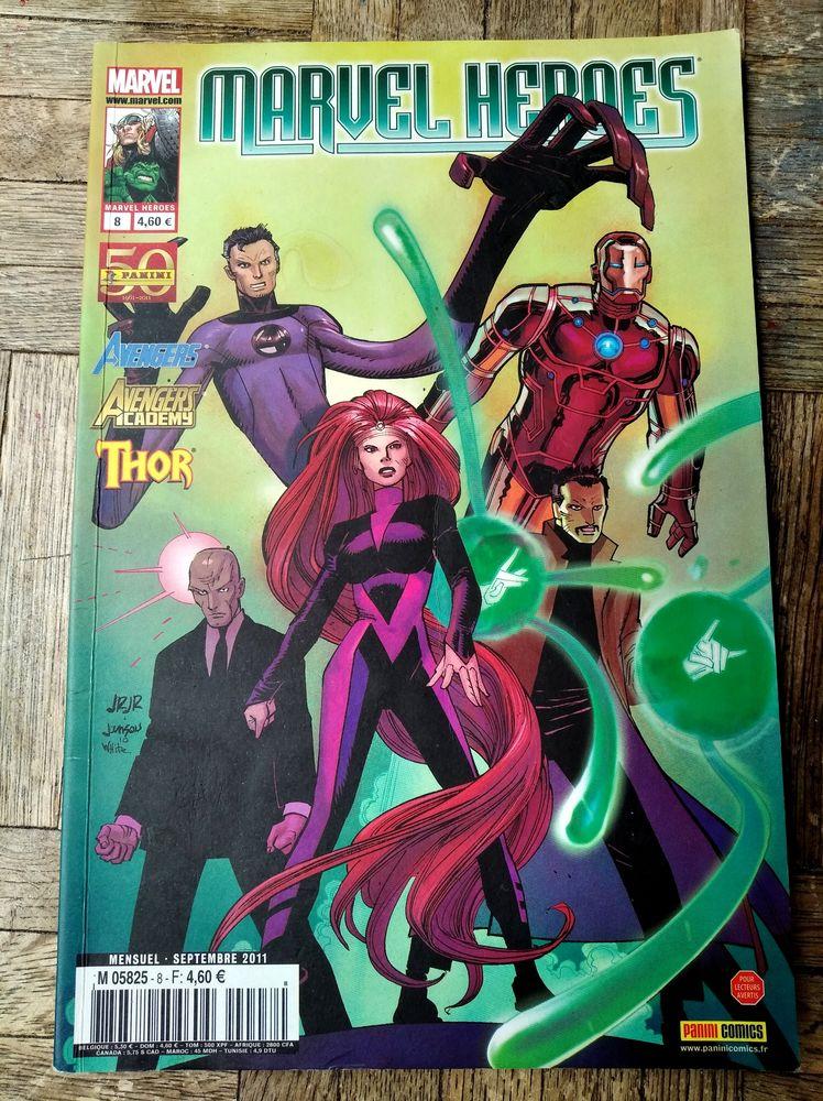 Marvel Heroes 8: Avengers - Avengers Academy - Thor 10 Rezé (44)