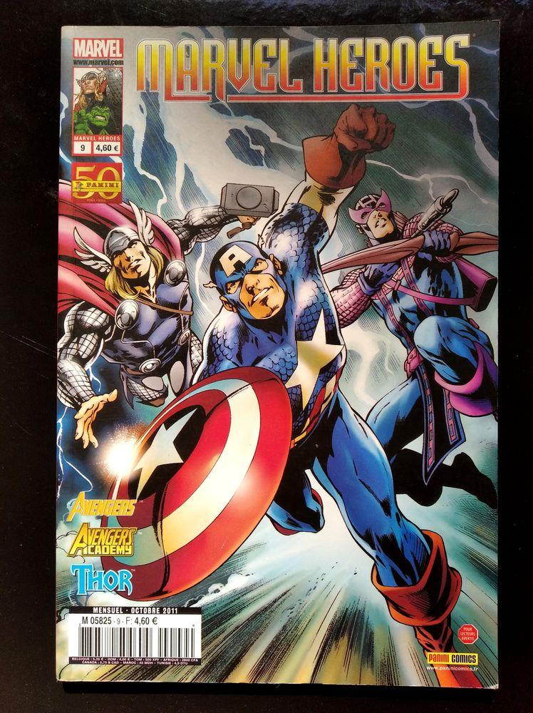 Marvel Heroes 9: Avengers - Avengers Academy - Thor 10 Rezé (44)