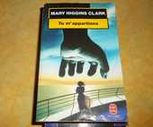 Mary Higgins Clark tu m'appartiens (thriller) 4 Monflanquin (47)
