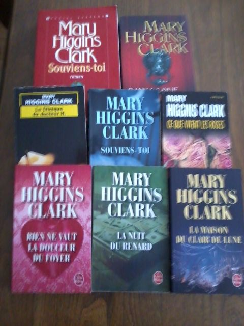 MARY HIGGINS CLARK 12 Villepreux (78)