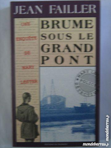 MARY LESTER N° 10 BRUME SOUS LE GRAND PONT 2 Brest (29)