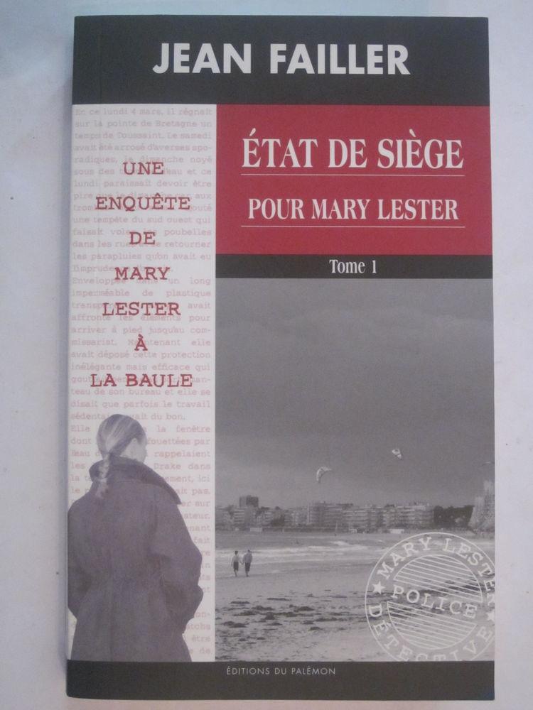 MARY LESTER N° 42 ETAT DE SIEGE  tome 1 3 Brest (29)