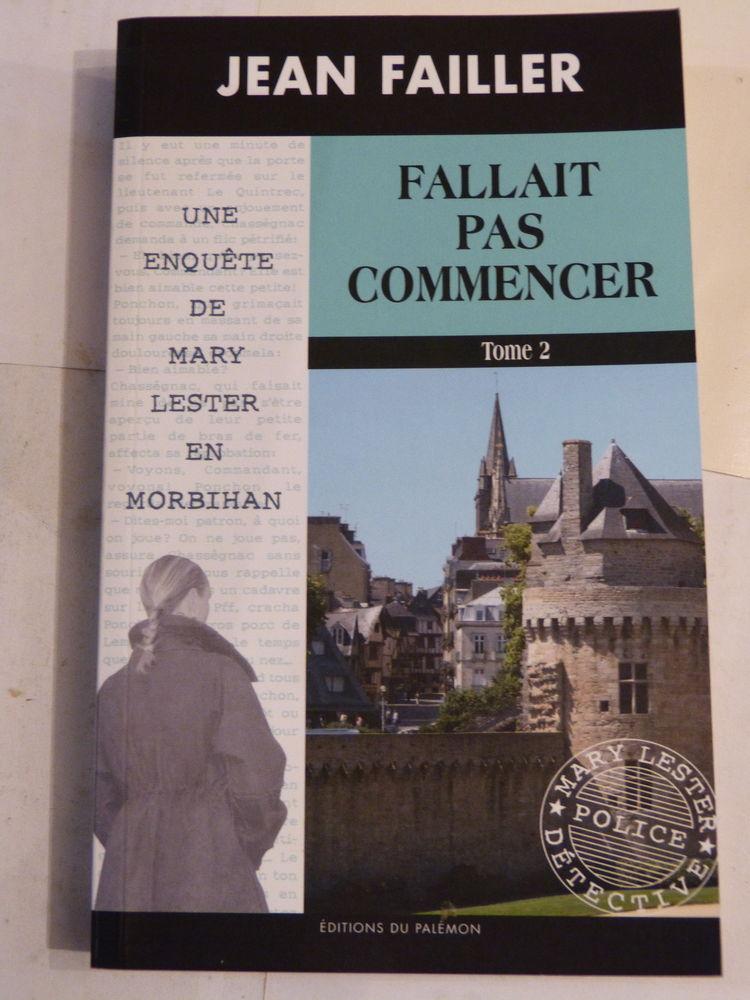 MARY LESTER N° 52 FALLAIT PAS COMMENCER tome 2 Livres et BD