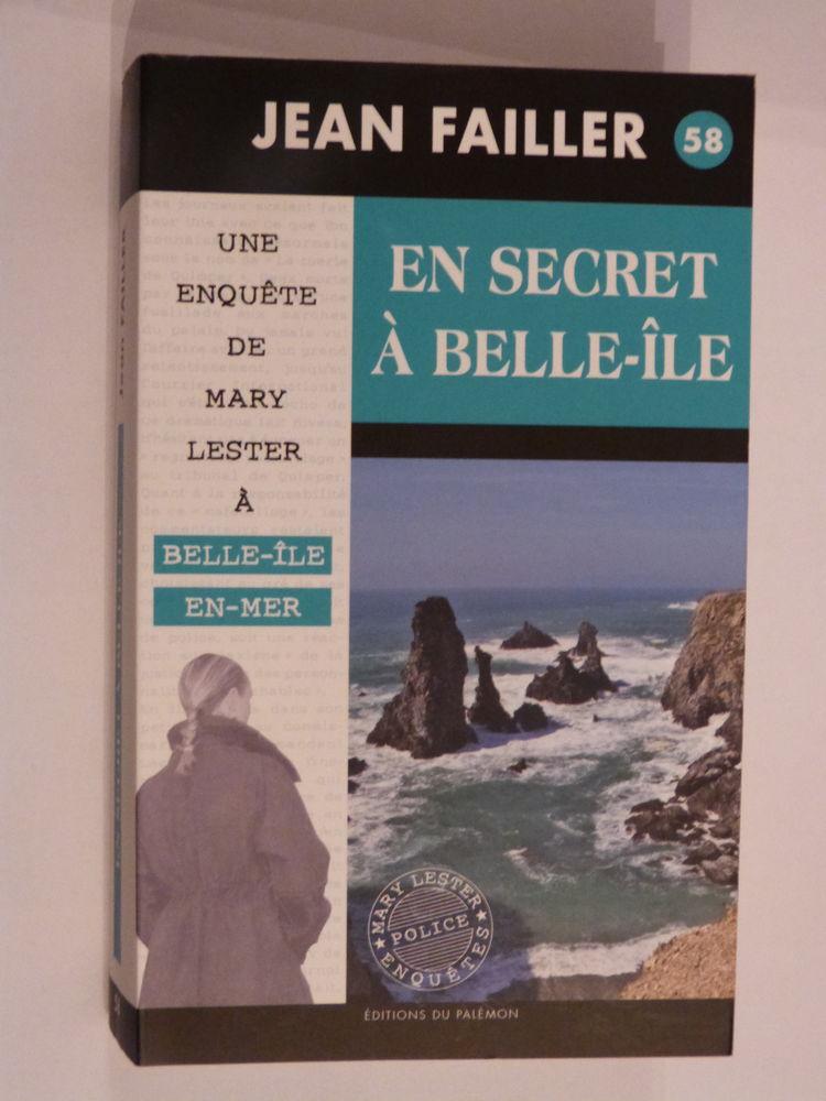 MARY LESTER N° 58  roman policier  PALEMON 5 Brest (29)