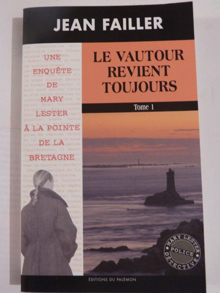 MARY LESTER N° 53 LE VAUTOUR REVIENS TOUJOURS  tome 1  4 Brest (29)