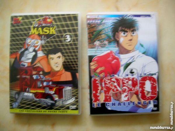 LOT 2 DVD MASK + IPPO Le challenger 3 Nantes (44)