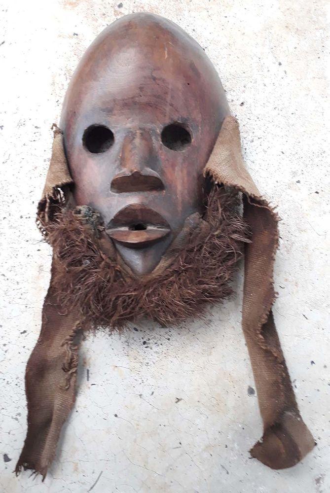 Masque Africain masculin Dan 60 Saint-Christol-lès-Alès (30)