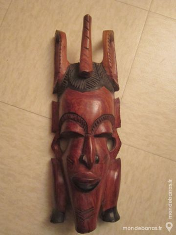 masque africain d'occasion