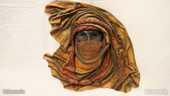 Masque artisanal en cuir  30 Vaulx-en-Velin (69)