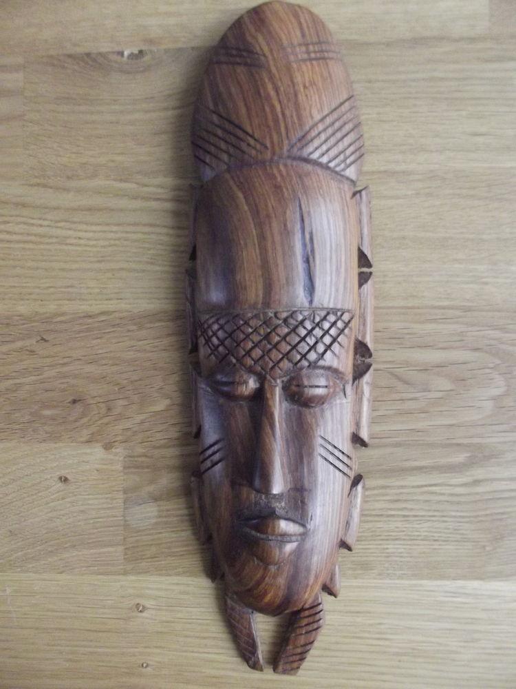 masque en bois 3 Loon-Plage (59)