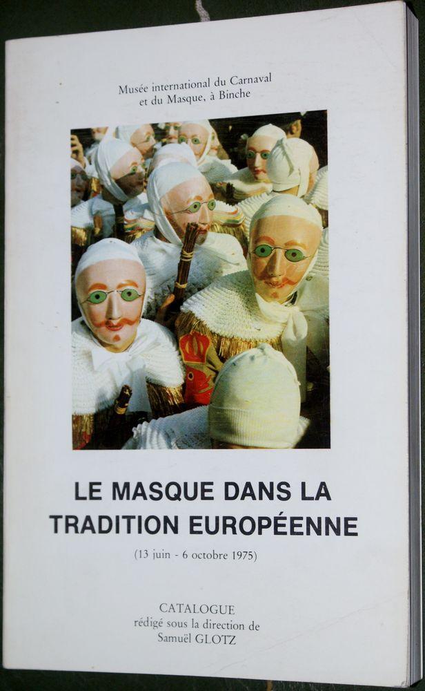 Le Masque dans la tradition européenne  75 Montcy-Notre-Dame (08)