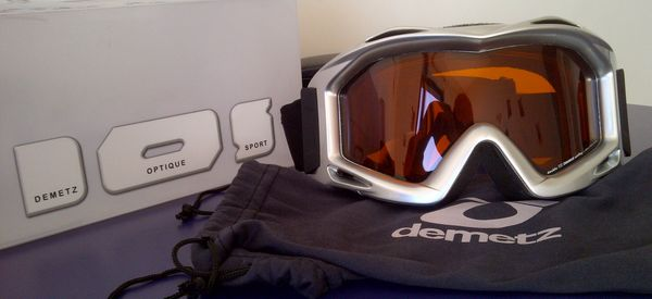 Achetez masque de ski - quasi neuf, annonce vente à Paris (75 ... b57999aa57ac