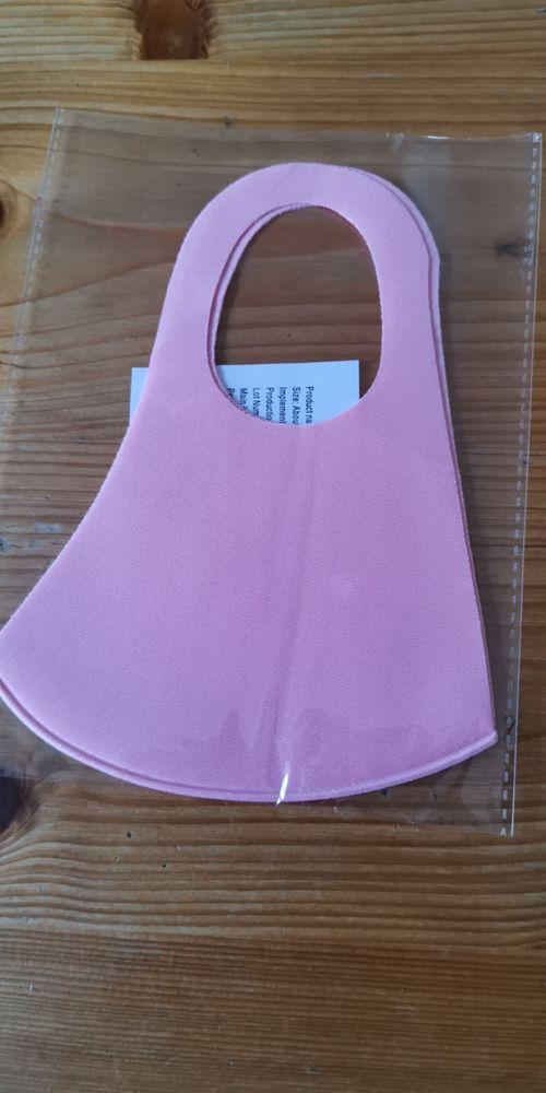 Masque lavable et reutilisable trois couleurs, envoi de fra.