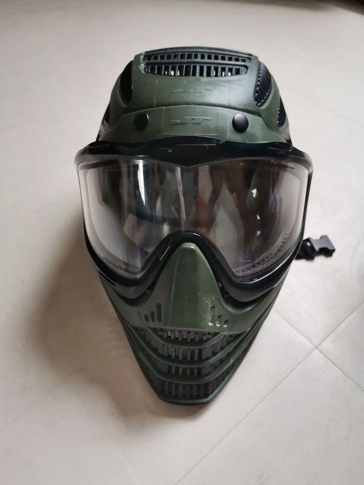 Masque de protection paintball JT 50 Mazingarbe (62)