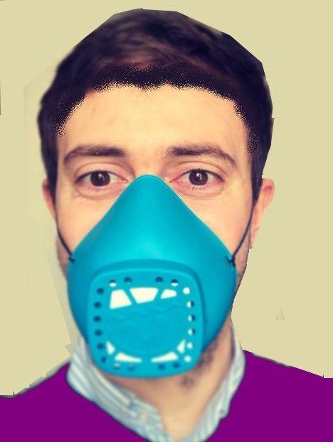 Masque de protection réutilisable 25 Rennes (35)