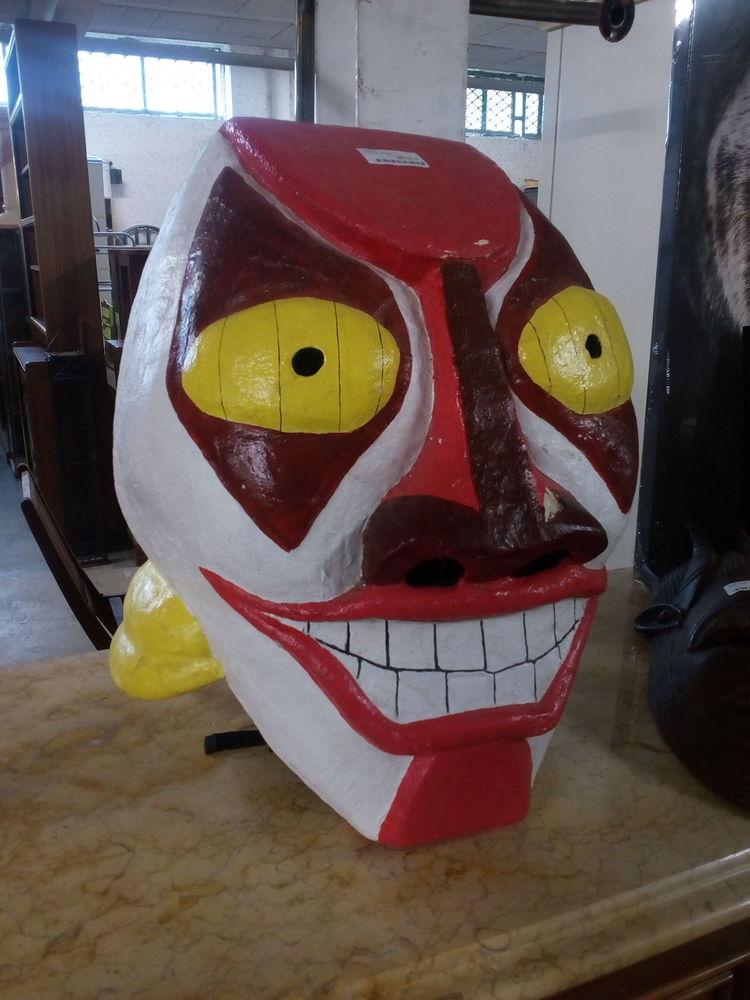 Masque Tête de carnaval Décoration