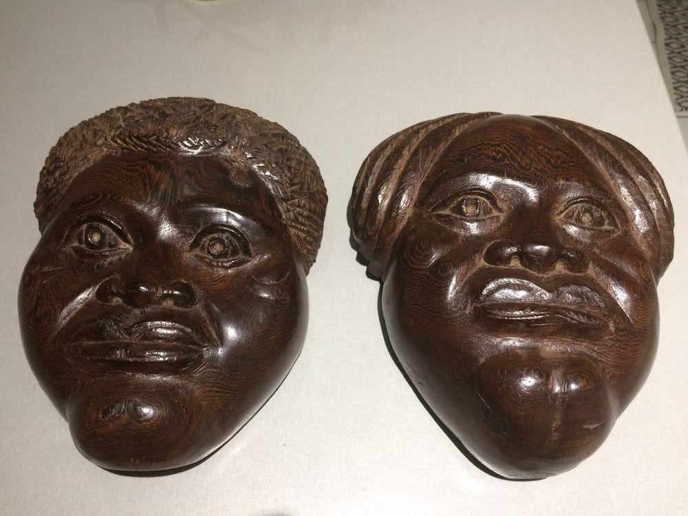 masques Africain 15 Neuville-sur-Oise (95)